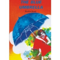 The Blue Umbrella Book Description